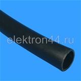 Труба гладкая жесткая ПНД d=25 мм черная Рувинил