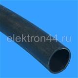Труба гладкая жесткая ПНД d=40 мм черная Рувинил